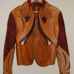 Vintage East West Parrot Jacket