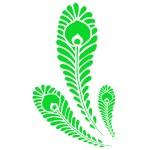 Zuburbia Logo 3 Feather