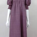 vintage 1970s biba kaftan dress