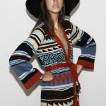 VIntage Navajo Print Sweater