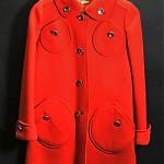 vintage courreges coat