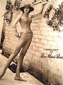rose marie reid vintage swimsuit 1