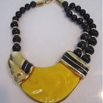 vintage alexis kirk necklace