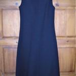vintage courreges wool mini dress