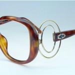vintage 1970s christian dior eyeglass frames