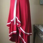 vintage 1990s moschino skirt