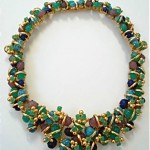 vintage 1960s christian dior necklace