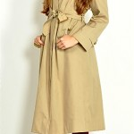 vintage 1980s burberry trench coat