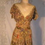 vintage claire mccardell dress