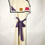 vintge 1980s lucie linden dress