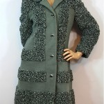 vintage 1960s lilli ann coat and dress set