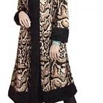 vintage 1970s faux fur coat