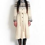 vintage 1970s icelandic wool sweater coat