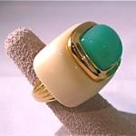 vintage kenneth jay lane ring