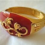 vintage lanvin bracelet