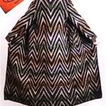 vintage missoni wool maxi coat