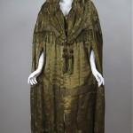 vintage 1920s lace opera coat