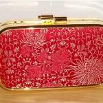 vintage 1950s box purse