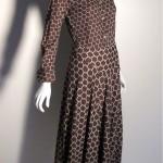 vintage 1970s roberta di camerino skirt and blouse set