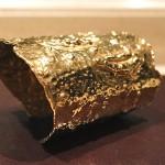 vintage 1970s van cleef and arpels 18k hammered gold cuff bracelet