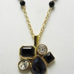 vintage 1980s givenchy necklace