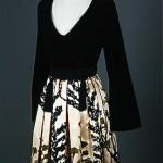 vintage bill blass evenin gown cu