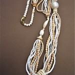vintage gerda lynggaard necklace