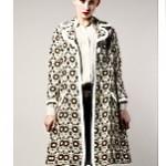 vintage lilli ann tapestry coat