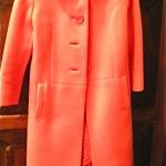 vintage norell wool coat
