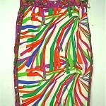 vintage oleg cassini skirt