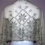 vintage 1920s egyptian assuit shawl