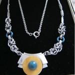 vintage 1930s jakob bengel necklace