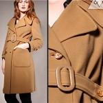 vintage cashmere camel coat