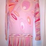 vintage emilio pucci mini dress