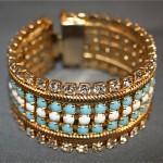 vintage hobe bracelet