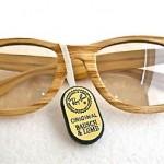 vintage ray-ban wayfarer wood sunglasses