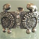 vintage robert larin bracelet