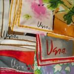 lot of six vintage vera neumann scarves
