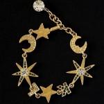 vintage karl lagerfeld bracelet
