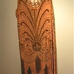 vintage 1920s flapper dress