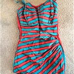 vintage 1950s swimsuit