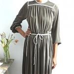 vintage 1970s donald brooks dress