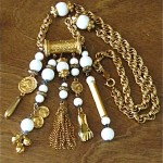 vintage accessocraft necklace