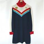 vintage adidas tennis sweater dress