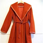 vintage bonnie cashin for sills coat