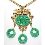 vintage joseph mazer for jomax 1960s necklace