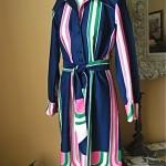 vintage lanvin shirt dress