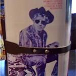 vintage robert redford magazine clutch
