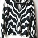 vintage saks fifth avenue blouse