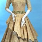 vintage 1950s lace party dress
